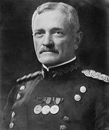 portrait of John J. Pershing