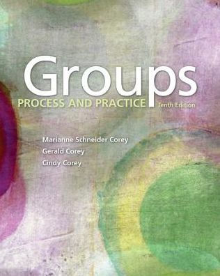 Groups: Process and Practice book cover