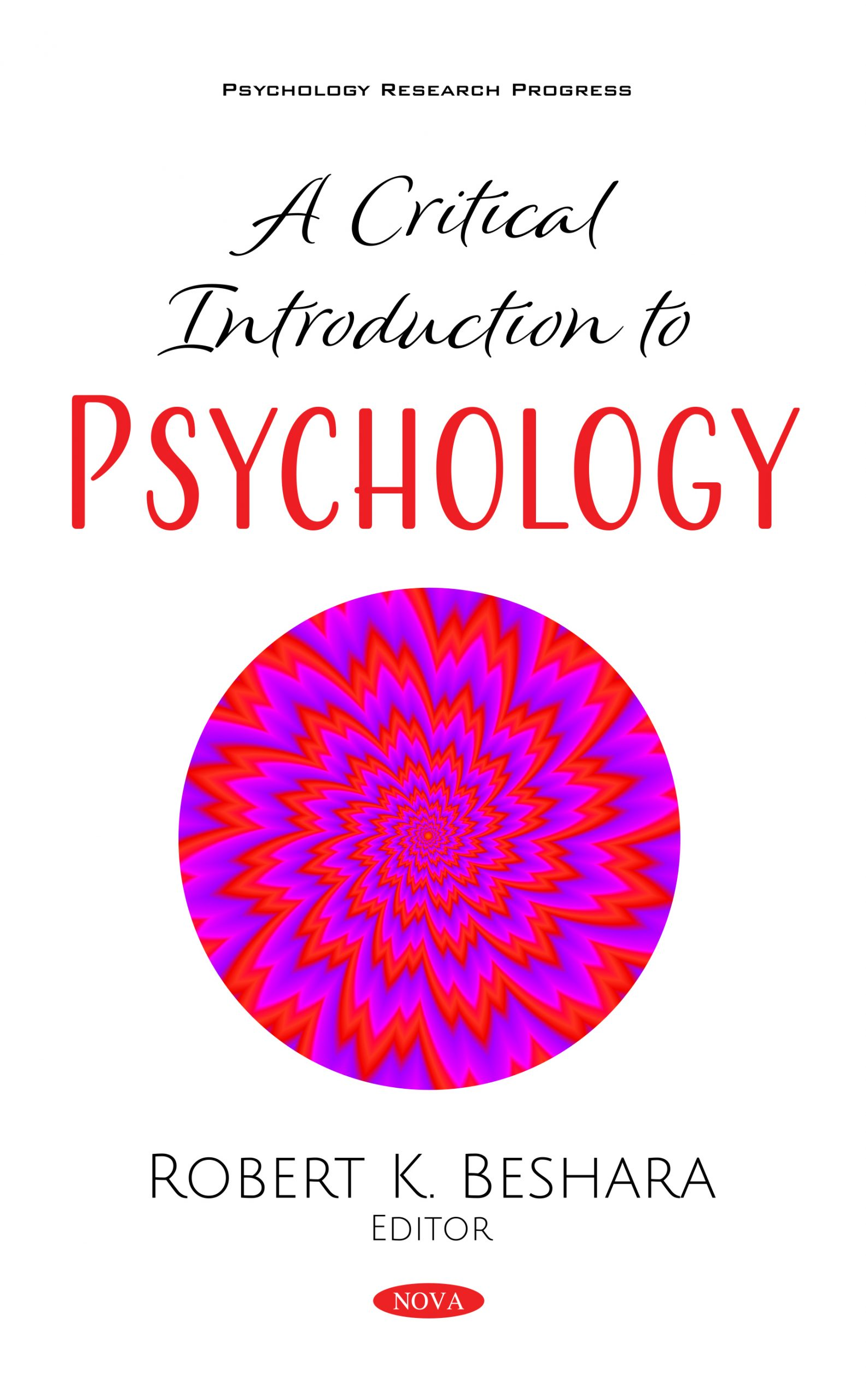 A Critical Introduction to Psychology book cover