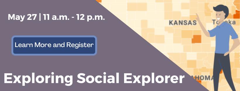 Exploring Social Explorer webinar