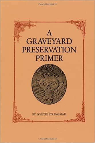 A Graveyard Preservation Primer book cover