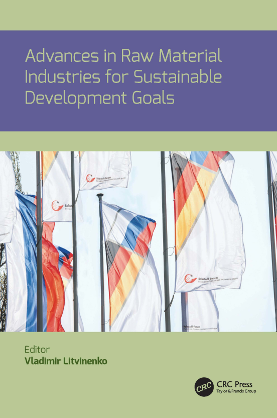 Advances in Raw Material Industries for Sustainable Development Goals book cover
