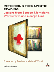 Rethinking Therapeutic Reading book cover