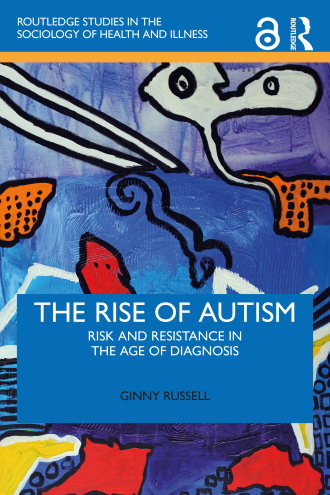 Rise of Autism book cover