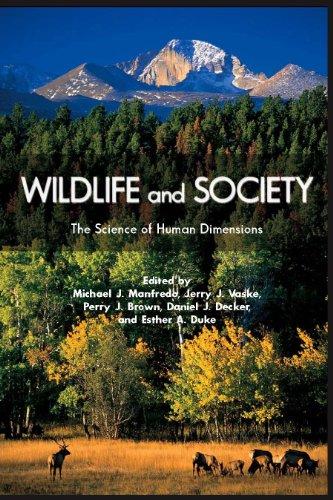 Wildlife and Society
