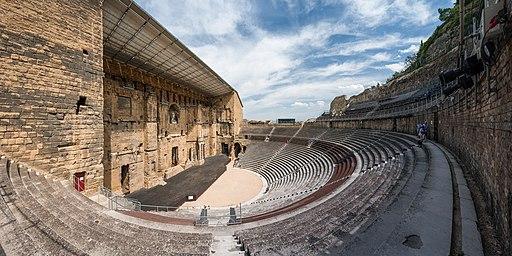 Decorative Image: Roman Architecture