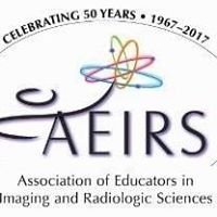 AEIRS Association of Educators in Imaging and Radiologic Sciences