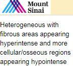 Mount Sinai's Radiology Charts