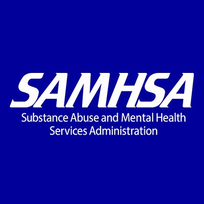 SAMHSA Substance Abuse and Mental Health Services Administration