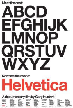 Helvetica - the Documentary