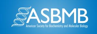 American Society for Biochemistry and Molecular Biology