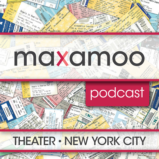 Maxamoo theater podcast cover icon