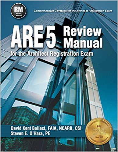 ARE 5 Review Manual