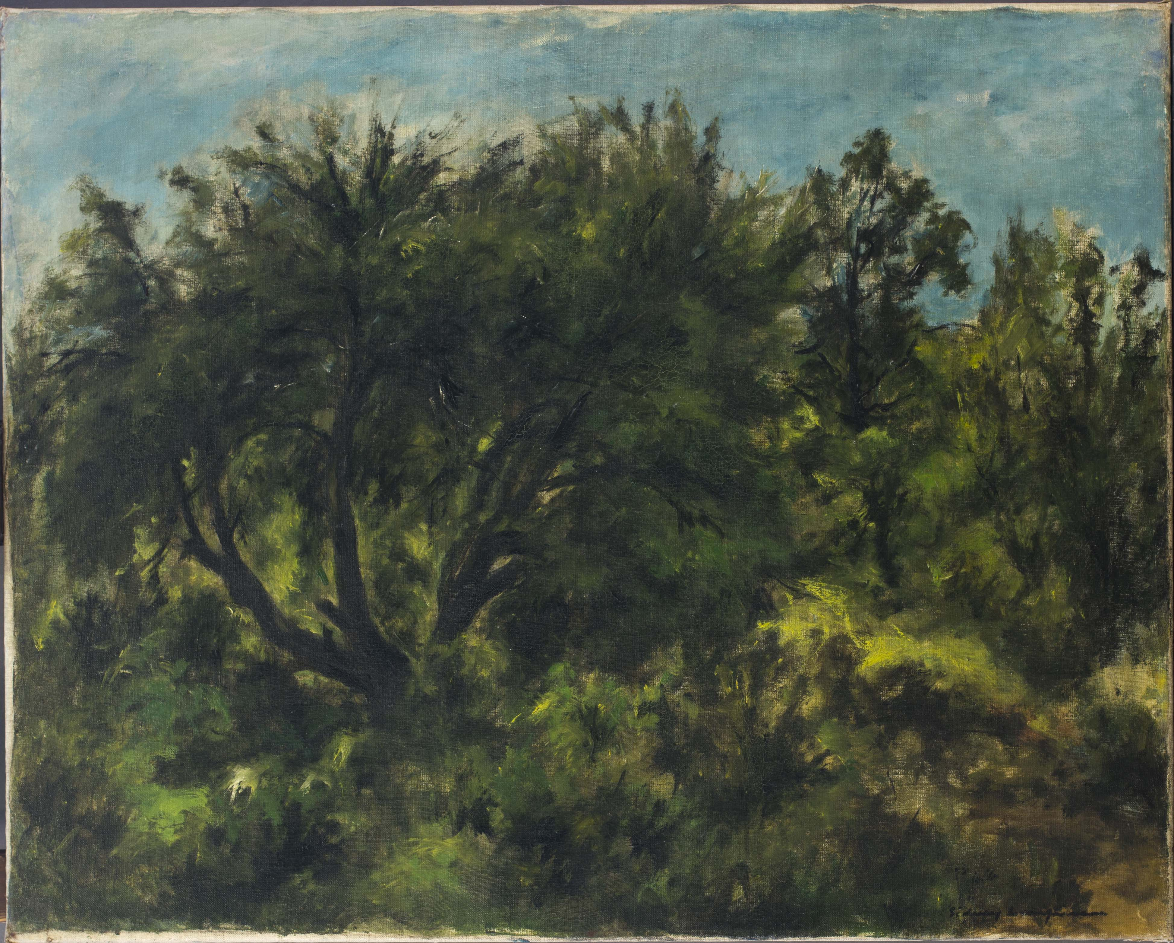 Sidney Laufman, The Apple Tree