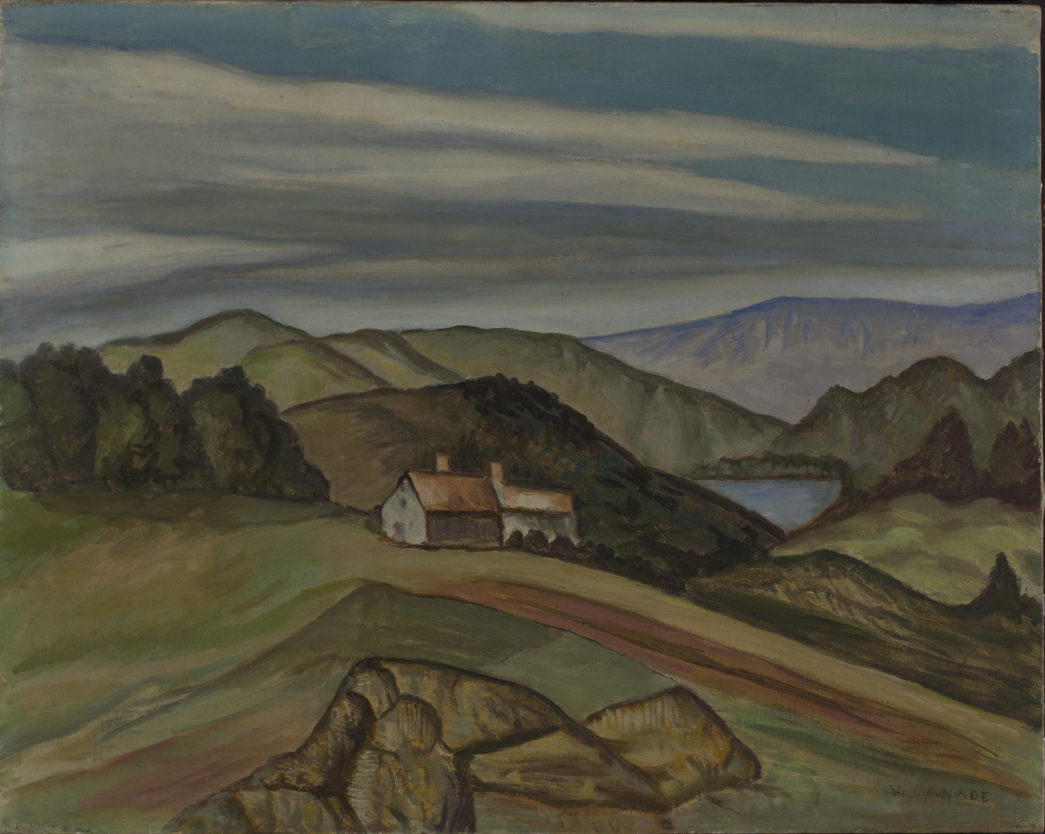 Vincent Canadé, Hills