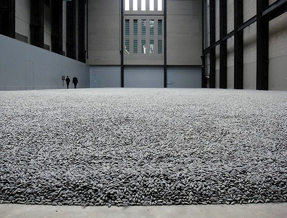 Ai WeiWei Sunflower Seeds Link to Further Resources Page