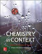 Chemistry in context book cover
