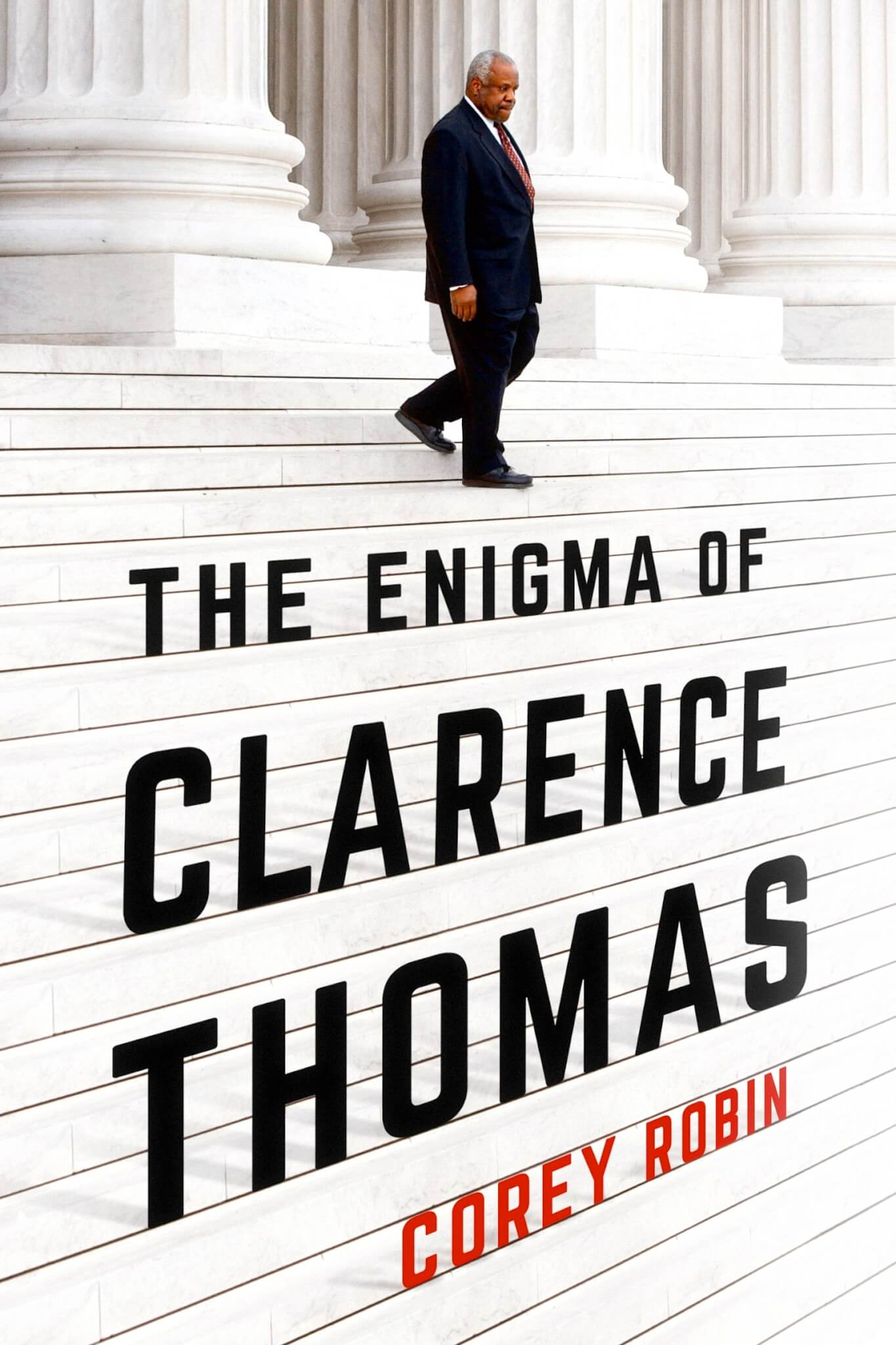 cover of Robin, The Enigma of Clarence Thomas. Metropolitan Books, Henry Holt and Company, 2019.