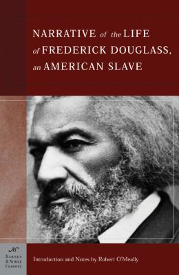 Book cover of Narrative of the Life of Frederick Douglass