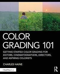 Color Grading 101 book cover