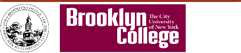 Brooklyn College Logos