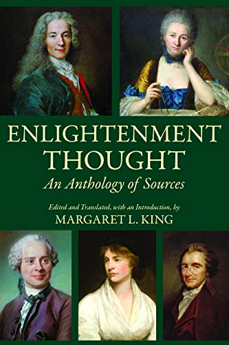 cover of King, Enlightenment Thought:An Anthology of Sources