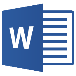 Word icon. Click image to go to page.