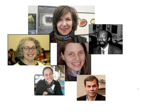 photos of scholarly communication committee