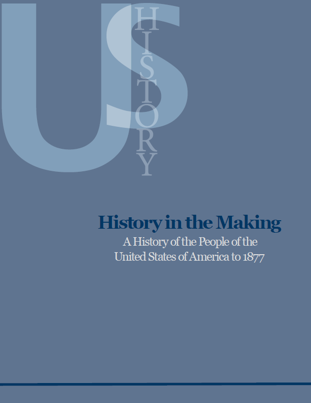 History in the Making book cover