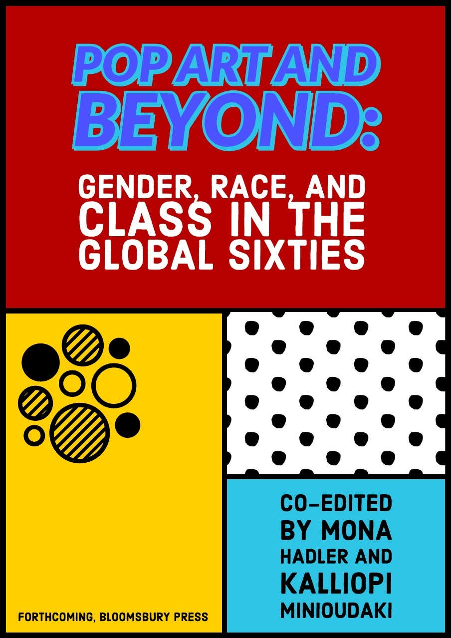 cover of Pop Art and Beyond: Gender, Race and Class in the Global Sixties.