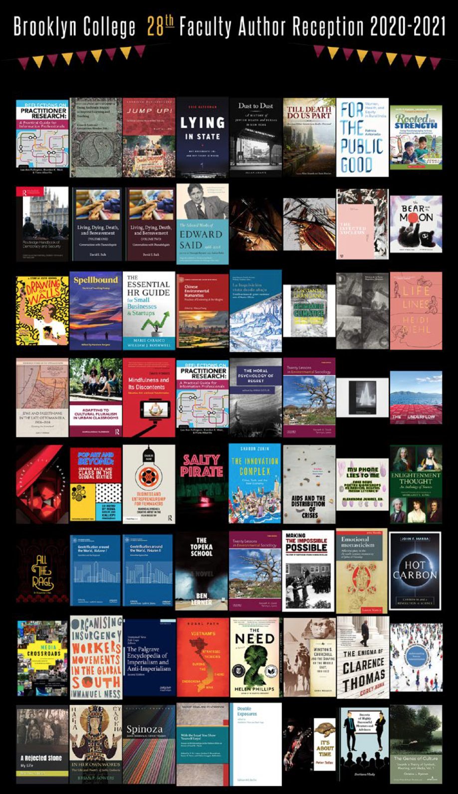 montage of covers
