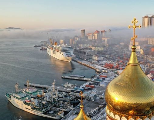 russian spires