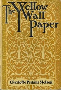 link to Yellow Wallpaper Page