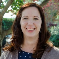Photo of Director of Zondervan Library, Shannon Brooks