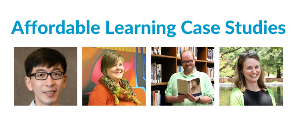 Affordable Learning Case Studies