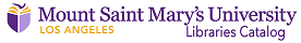 MSMU Libraries Catalog Logo