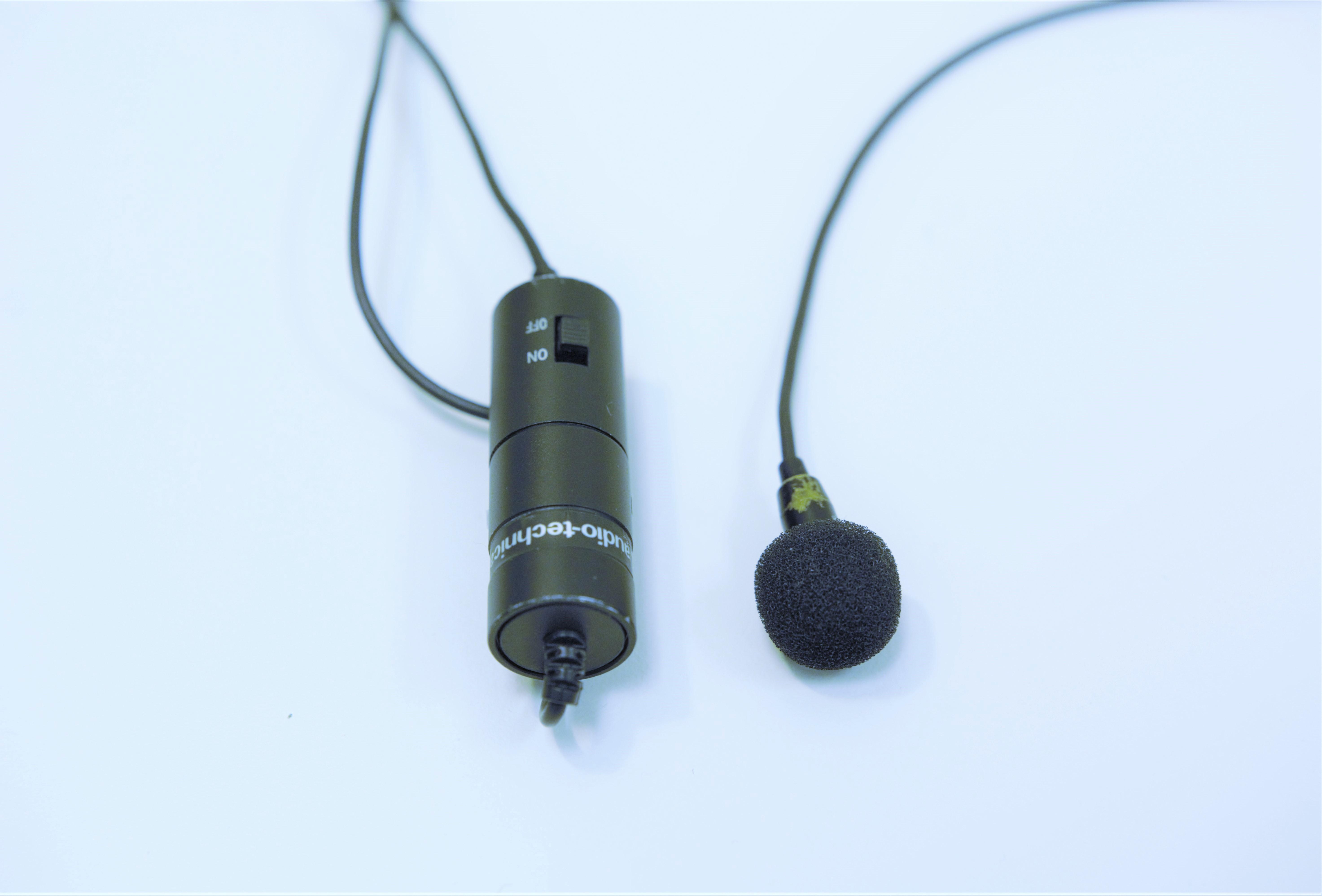 Audio-Technica Lavalier Microphone