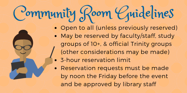 Community Room Guidelines