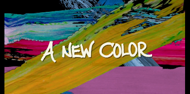 Thumbnail of video, A New Color