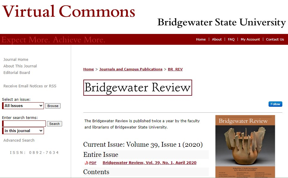 Bridgewater Review