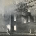 Bridgewater Normal School fire, 1924