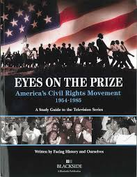 Eyes on the Prize DVD cover art