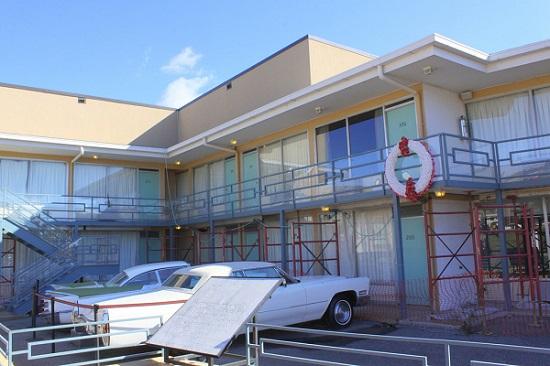 Lorraine Motel/Civil Rights Mueseum