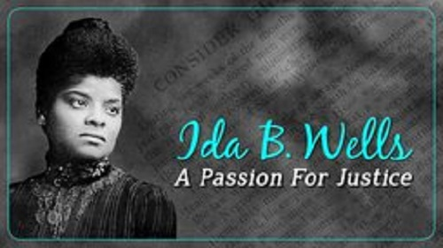 Ida B. Wells: A Passion For Justice Film Cover