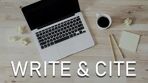 Write and Cite