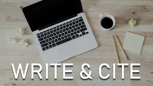 Write and Cite