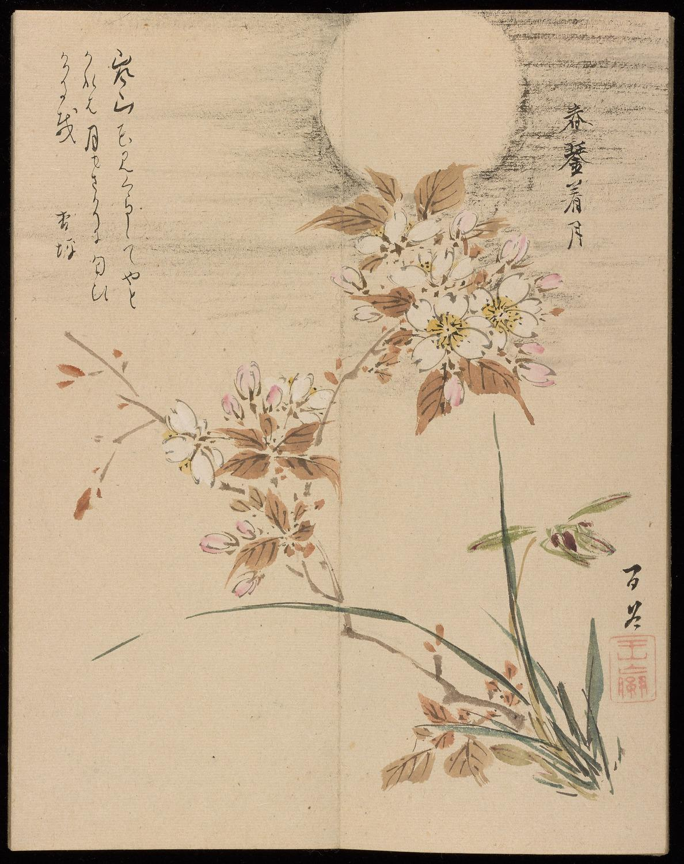 Yale University digitized Jujun kagetsujo