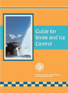 Guide for Snow and Ice Control