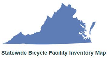 Virginia Bicycle Facility Inventory Logo