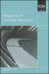 Thumbnail of Concrete Research.
